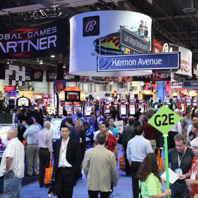 G2E Global Gaming Expo 2016