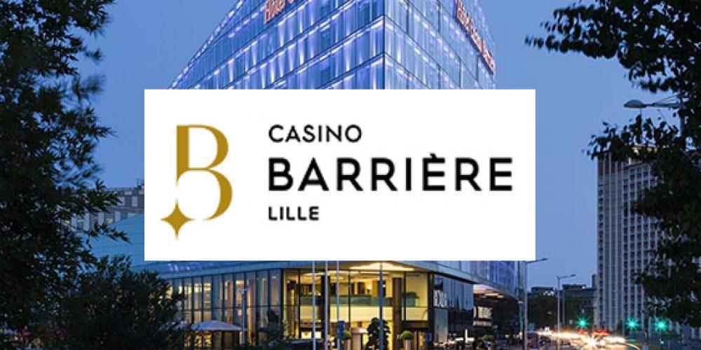 Le Casino Barrière de Lille fait gagner ses clients grâce aux BONUS BOX