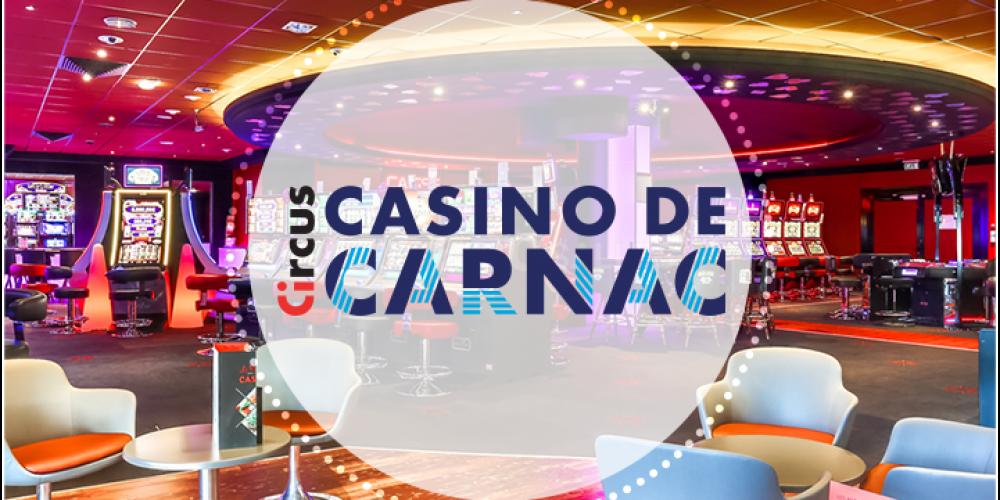 Les BONUS BOX sont arrivées au Casino Circus de Carnac – Une expérience régionale Inédite