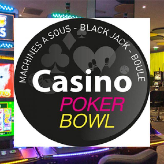 Une belle mise en valeur du Casino Poker Bowl d'Aix-les-Bains