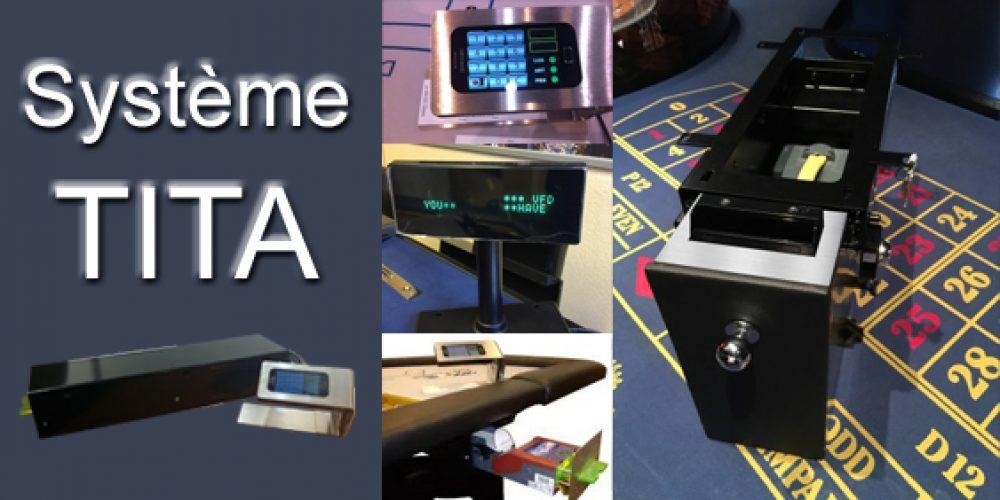 TITA – Tickets aux Tables de Jeux