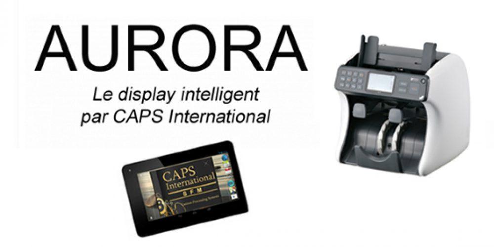 S9 + Display Intelligent AURORA