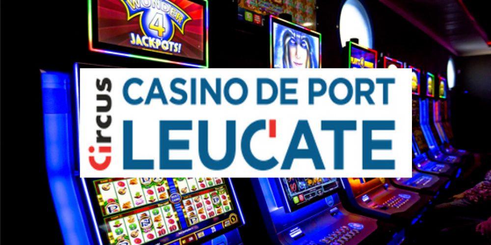 Les BONUS BOX font des heureux au Casino Circus de Port Leucate